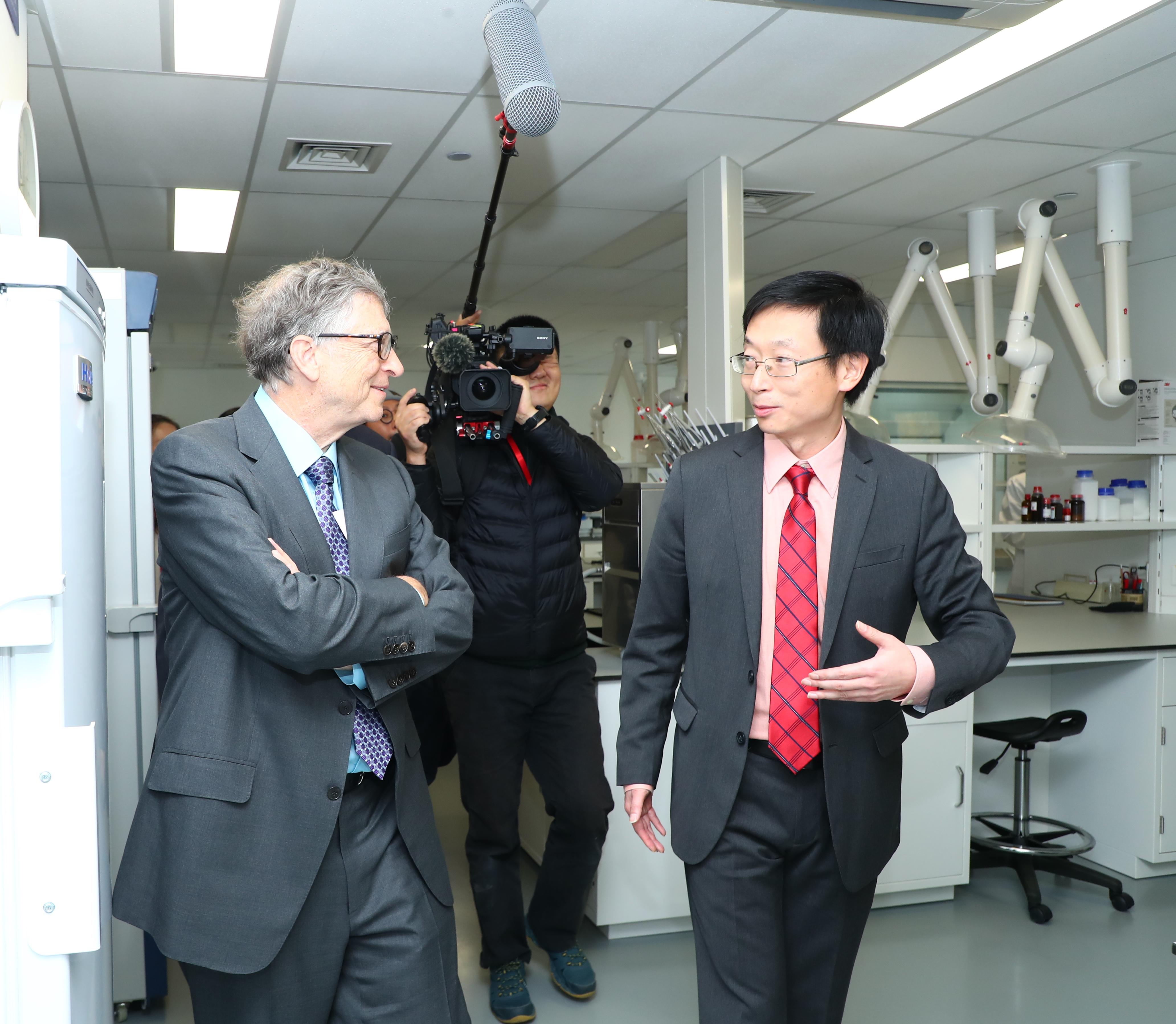 全球健康药物研发中心入驻北京新址