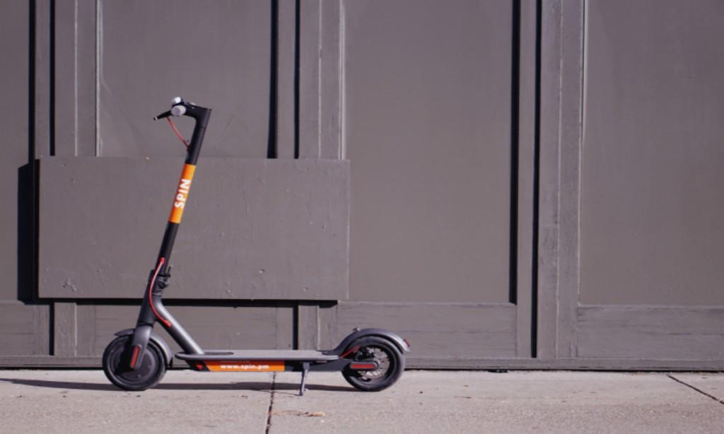 福特斥资4000万美元收购电动滑板车公司Spin