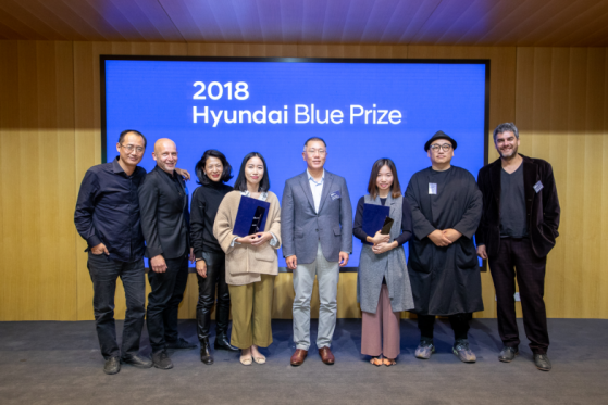 Hyundai Blue Prize 2018决赛精彩落幕,余味不尽