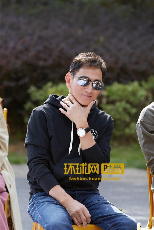 吴尊吴爸爸献父子综艺首秀 加盟《最美的时光》互动有爱