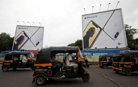 成本转嫁到消费者身上 苹果正失去印度市场