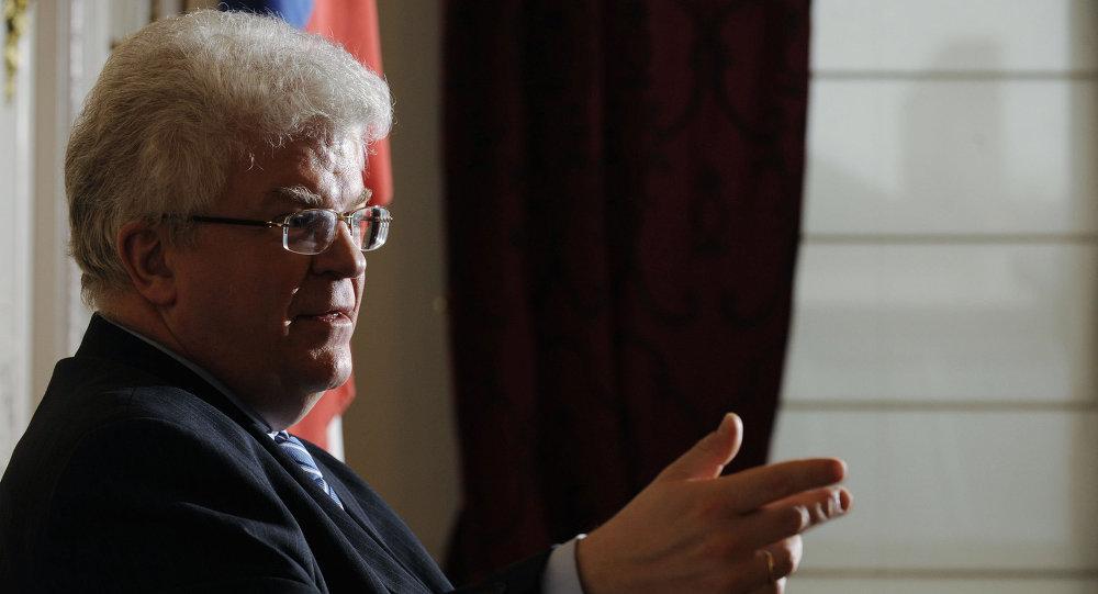 俄常驻欧盟代表:欧洲如不保住《中导条约》将重做噩梦
