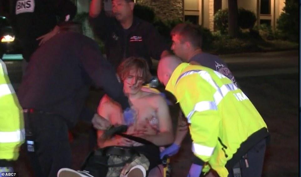 美国加利福尼亚枪击案致大规模伤亡 警方确认已有13死