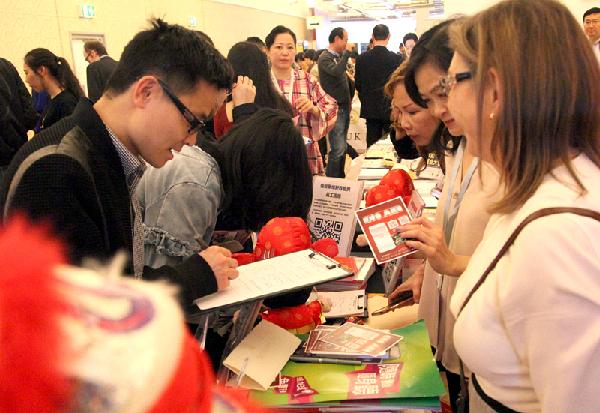 英国前教育大臣:为中国学子开启赴英留学之门
