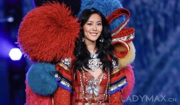 刘雯将第七次登上维密舞台