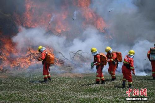 消防救援衔标志的佩带、管理上有何要求?官方回应
