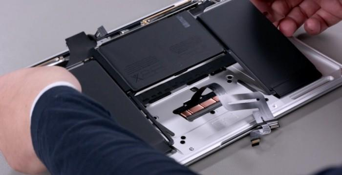 苹果:新款MacBook Air电池可以独立更换