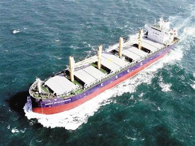南极科考、远洋运输、自主航行 无人船来了