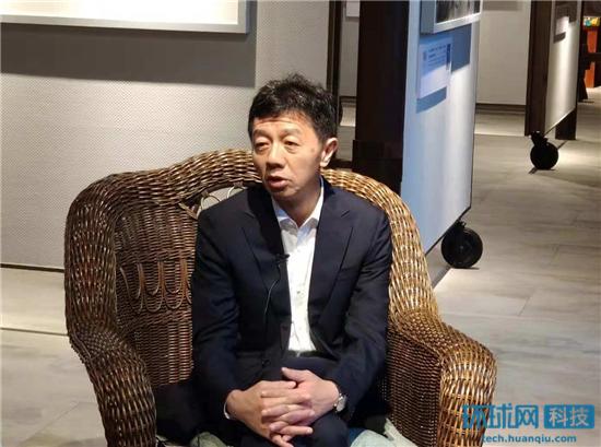"""贵阳市长陈晏:助力网络强国建设 打造""""中国数谷"""""""