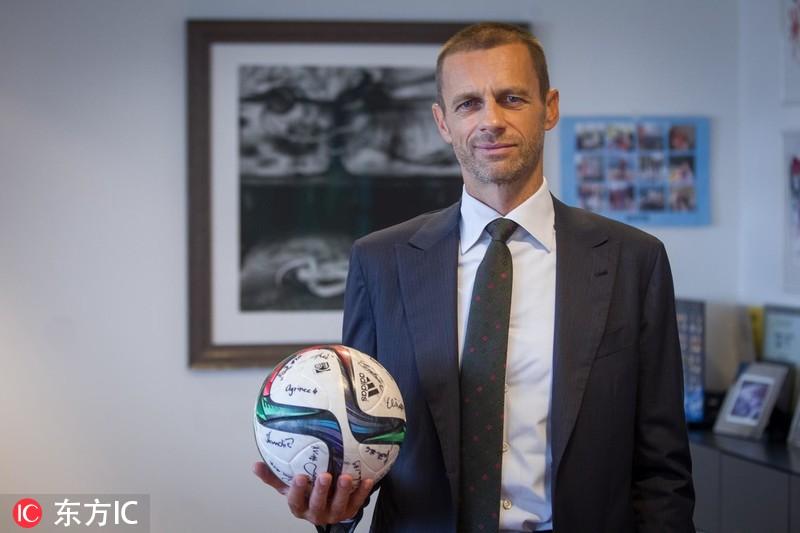 塞弗林将连任欧足联主席 任期到2019年