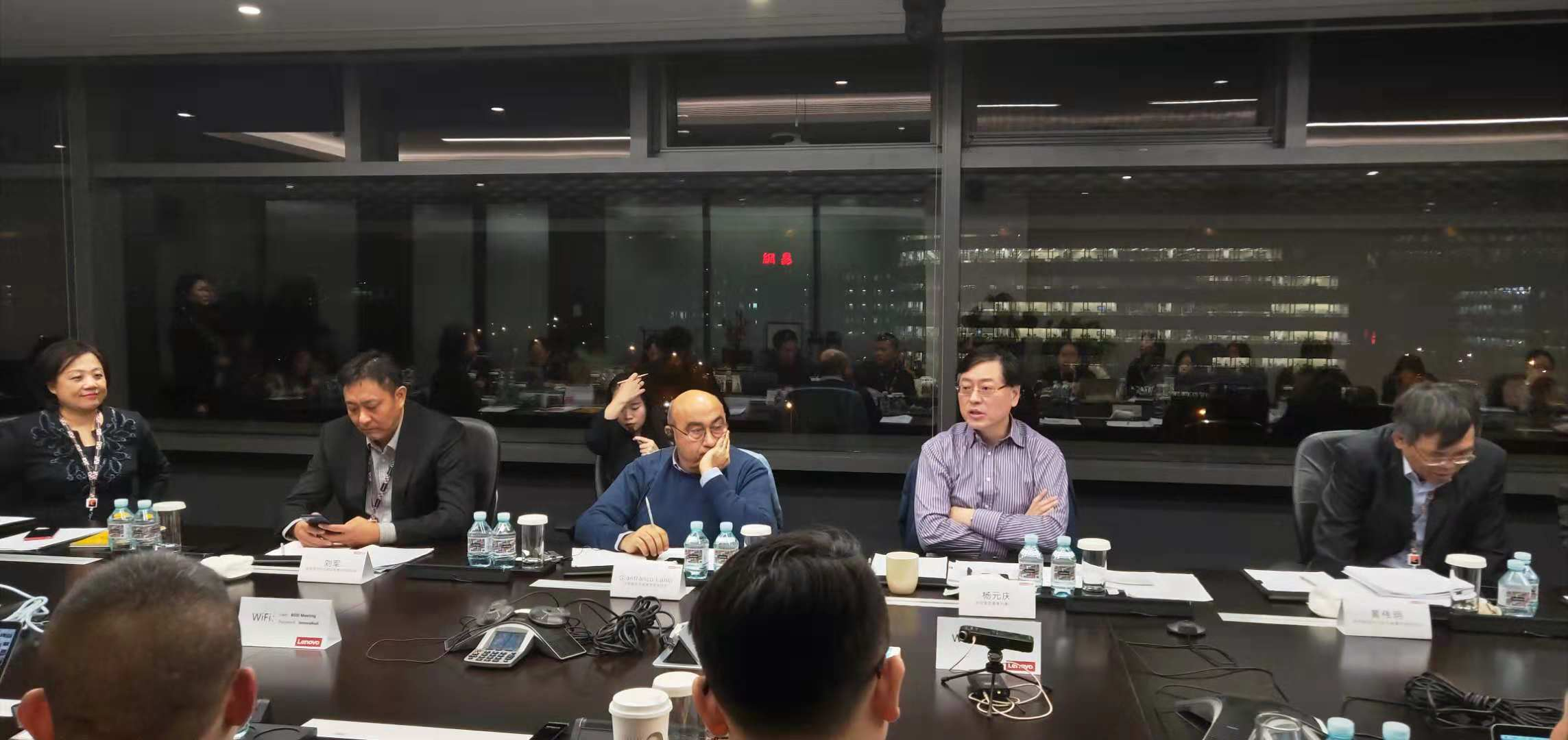 杨元庆:联想上半年营收创新高 转型成效渐显