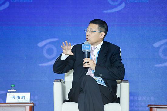 沈南鹏:中国投资者都在投电商 美国投资者却在投安全