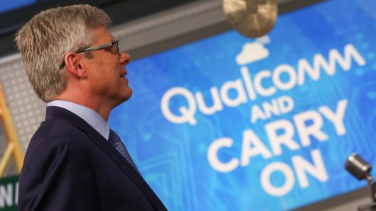 高通因与中国手机品牌合作 Q4营收超预期