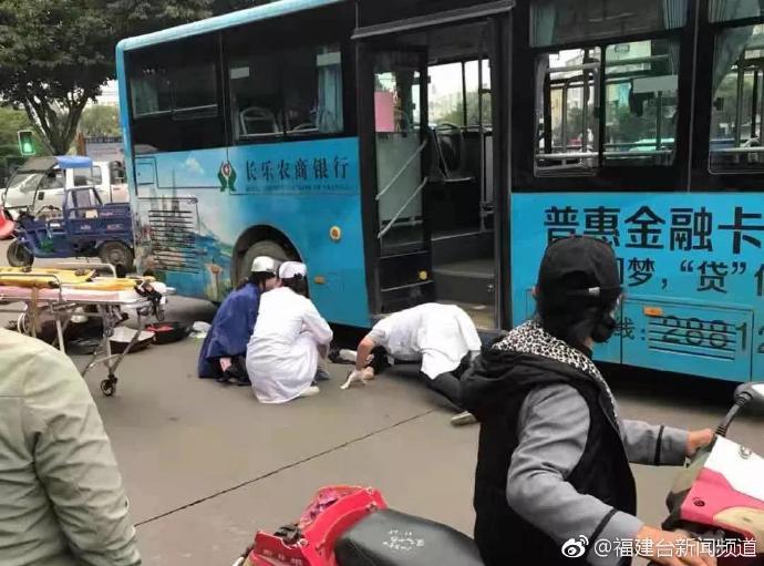 刚刚,福州一孩子被卷入公交车轮下!不幸殒命