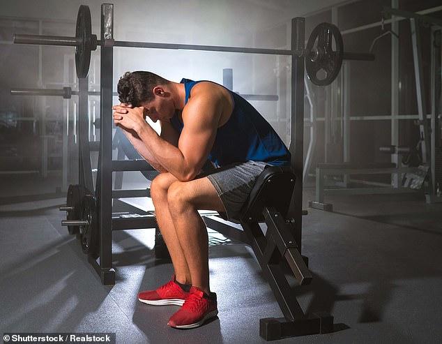 研究:男性沉迷健身更容易抑郁