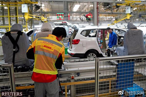 """中国汽车产业走向""""智能手机化""""?"""