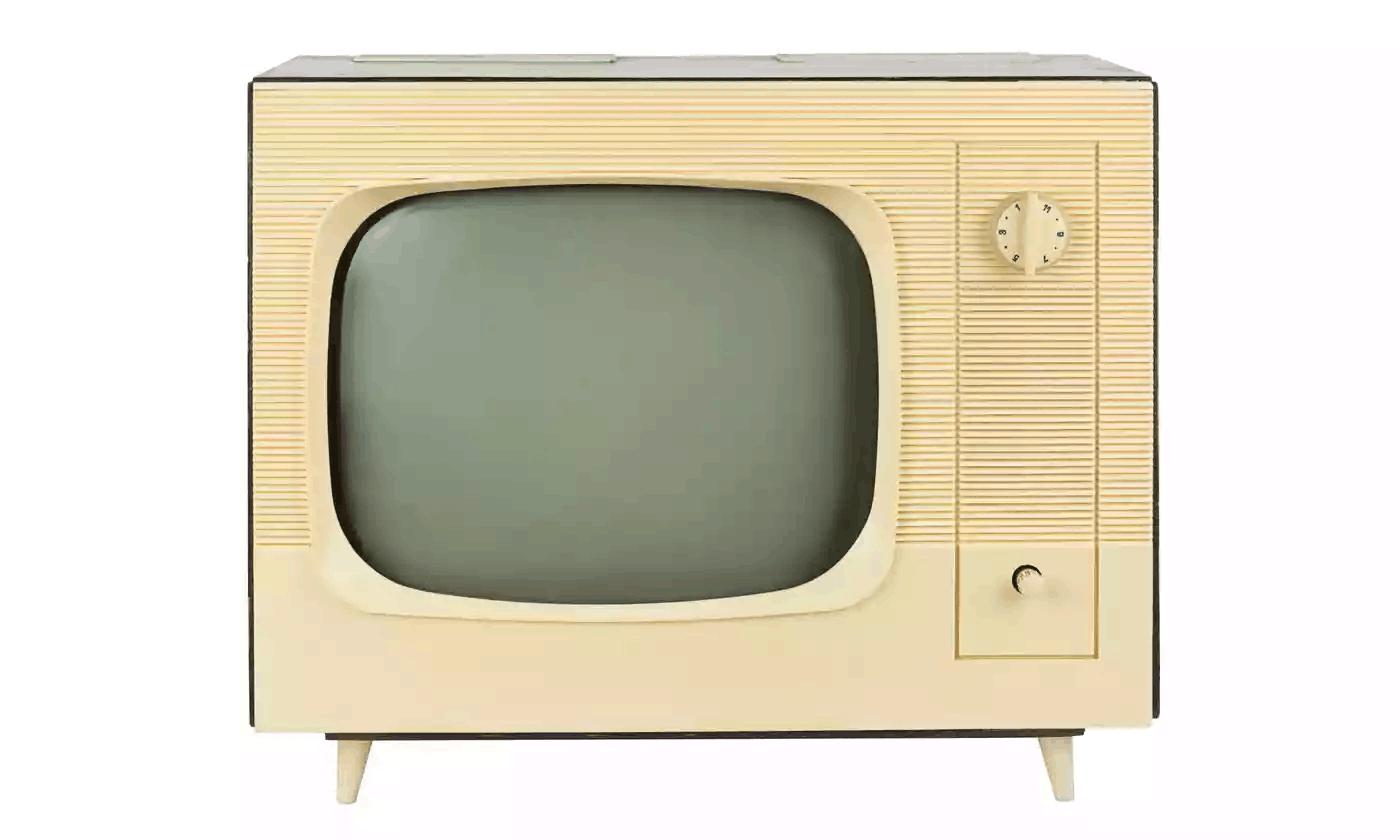 英国7000多个家庭至今仍在使用黑白电视机