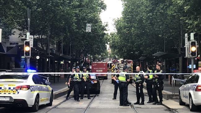 澳警方:将墨尔本持刀伤人事件当作恐袭事件处理