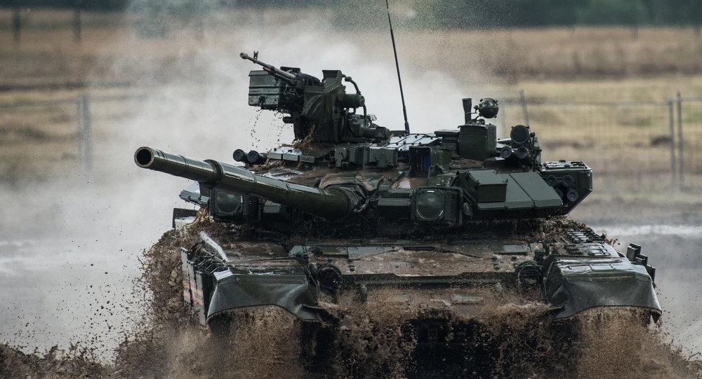 俄技术集团:已按合同向越南交付大部分T-90坦克
