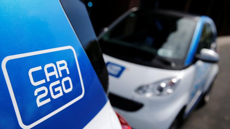 欧盟批准戴姆勒与宝马汽车共享业务合并