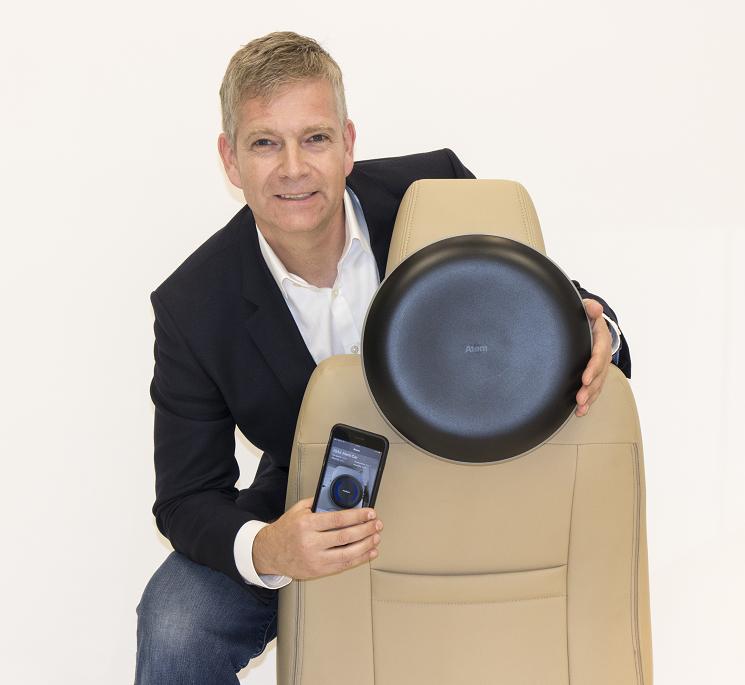 IQAir全球CEO Frank Hammes:品质是空气净化器关键