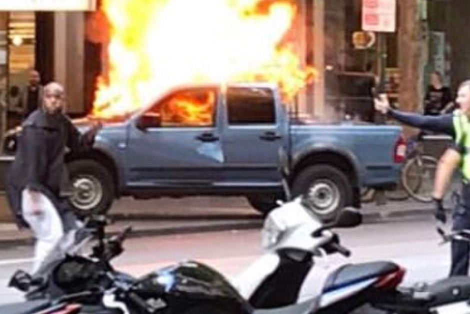 快讯!极端组织IS宣称对发生在墨尔本的袭击事件负责