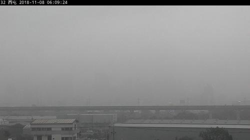 台湾北部空气质量有望好转 中南部污染周末持续