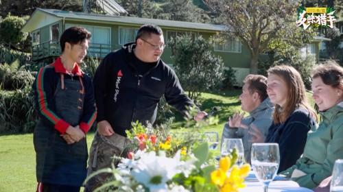 《美味猎手》中西方美食大PK 猎手团凭中国味道一举夺魁