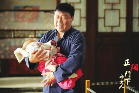 《正阳门下》演出北京爷们儿神韵 倪大红:用演技征服观众