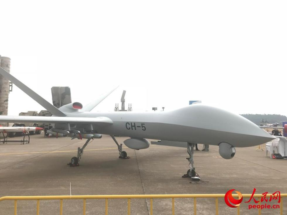 """详解国产AR系列导弹:使?#23433;?#34425;""""无人机如虎添翼"""