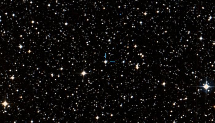 大爆炸后形成的一颗第二代恒星现身