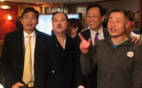 美媒:华裔刘醇逸再创历史 当选纽约州第一位亚裔参议员