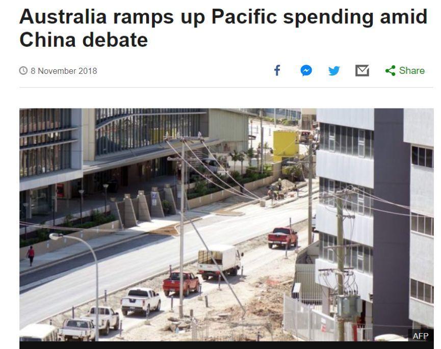 """澳大利亚终于被中国""""逼着""""做了件好事"""