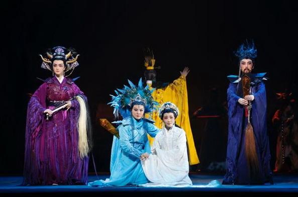 上海越剧院推出《素女与魃》 首试远古神话题材