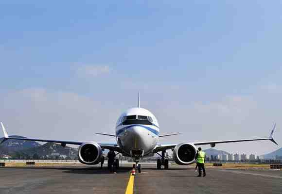 波音舟山项目预计将于12月交付首架飞机
