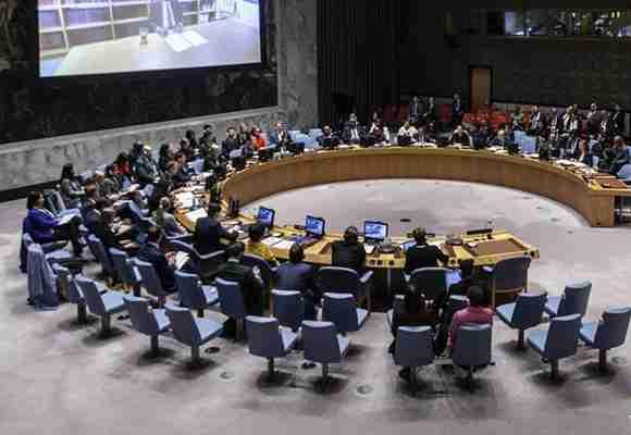 安理会举行公开辩论会探讨维护多边主义