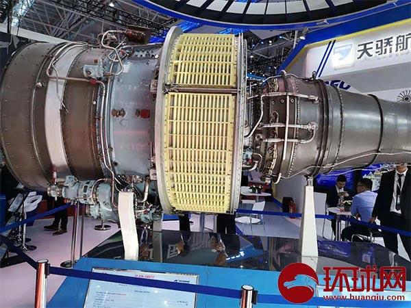 珠海航展L15高教机用新发动机曝光 性能非常突出