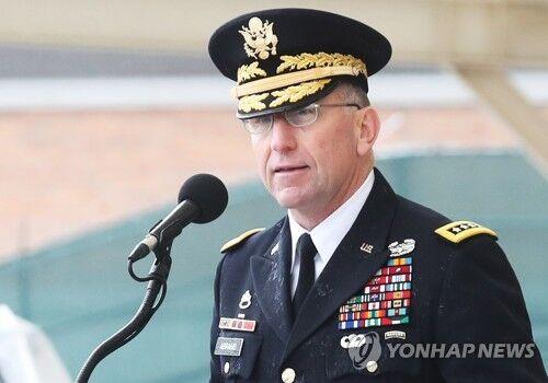 新驻韩美军司令访问韩朝共同警备区:展示对韩朝军事协议的支持