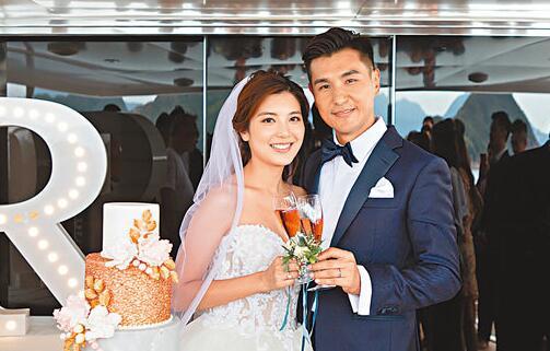 陈展鹏新婚不足一月宣布将为人父 明年喜迎猪宝宝