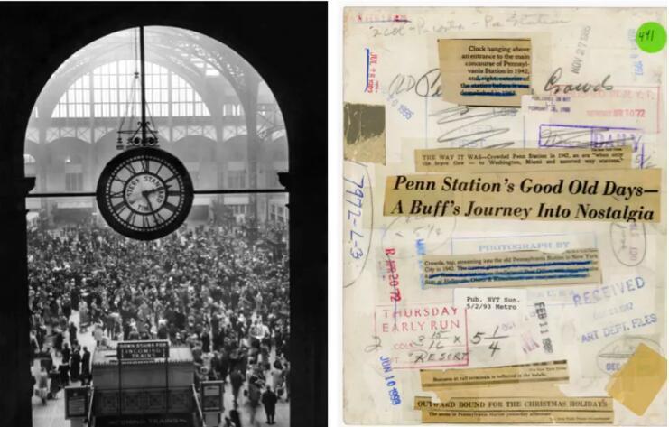谷歌用AI帮助《纽约时报》数字化500万张历史照片
