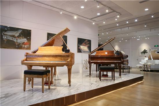 施坦威165周年 全球首届施坦威稀世珍藏钢琴展举办