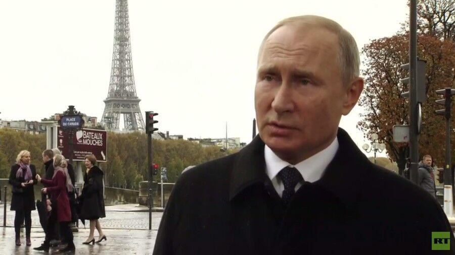 """马克龙想建""""欧洲军队""""防俄美 ,普京意外回应:可以理解"""