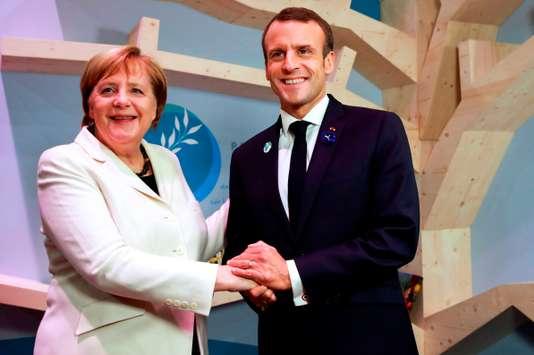 巴黎和平论坛开幕 法德领导人共同呼吁维护多边主义