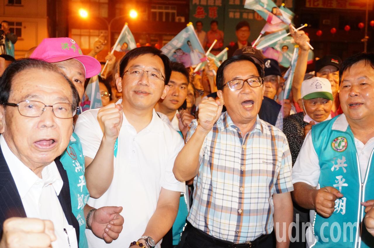 """陈水扁上铐10周年公开唱""""一边一国"""",网友讽:每天都被他的新闻迫害"""