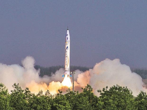 中国航天私营初创彩票送彩金的平台进军太空 正面挑战SpaceX