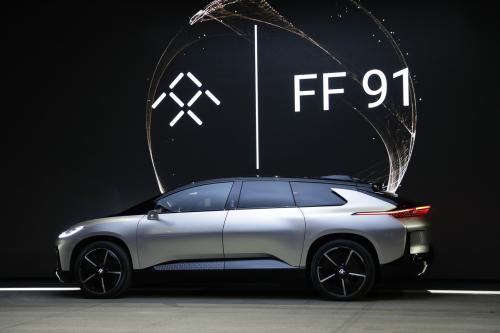 法拉第未来的FF-91电动汽车将于2019年投产