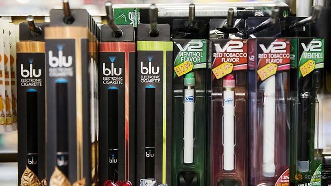 美国将限制香味电子烟产品向青少年销售