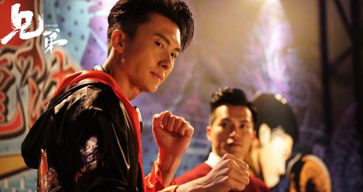 TVB台庆剧《兄弟》今晚开播 王浩信变网红主播