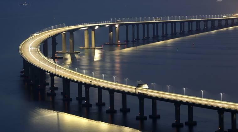 港珠澳大桥拟实现5G网络全覆盖引印媒关注