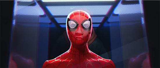 漫威首部超英动画巨制《蜘蛛侠:平行宇宙》
